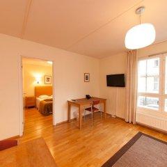 Отель Hellsten Helsinki Senate 3* Апартаменты с разными типами кроватей фото 8