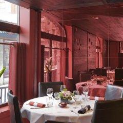 Отель Hôtel Avenue Lodge питание
