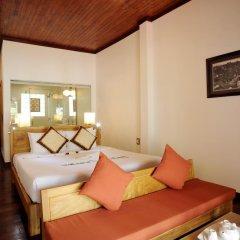 Отель Vinh Hung Riverside Resort & Spa 3* Номер Делюкс с различными типами кроватей фото 4