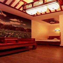 Beijing 161 Lama Temple Courtyard Hotel спа