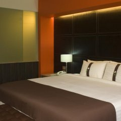 Отель Holiday Inn Plaza Universidad 4* Стандартный номер фото 3