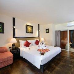 Отель Andaman White Beach Resort 4* Вилла с различными типами кроватей фото 14