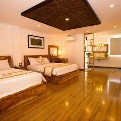 Rex Hotel and Apartment 3* Семейная студия с двуспальной кроватью фото 5