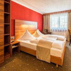 Hotel Isartor 3* Номер Комфорт с двуспальной кроватью фото 2