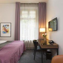 Elite Hotel Stockholm Plaza 4* Улучшенный номер фото 3