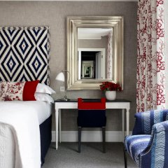 Ham Yard Hotel, Firmdale Hotels 5* Стандартный номер с разными типами кроватей фото 2