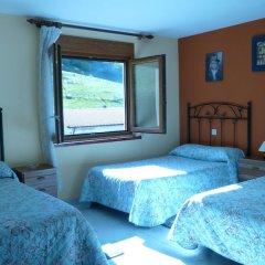 Отель La Perdiz сейф в номере