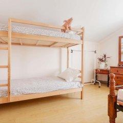 Hostel Like Sochi Стандартный семейный номер с двуспальной кроватью фото 2