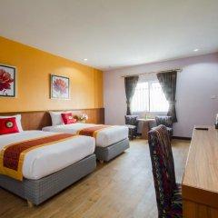 Отель The Win Pattaya 4* Номер Делюкс с различными типами кроватей фото 2