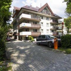 Отель Apartamenty Emma Закопане парковка