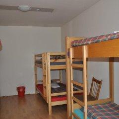 Отель Langstars Backpackers Кровать в общем номере фото 13
