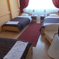 Отель SCSK Żurawia Стандартный номер с различными типами кроватей