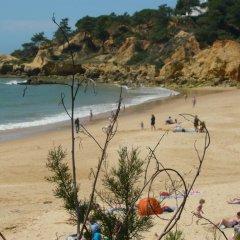 Отель Agua Marinha - Hotel Португалия, Албуфейра - отзывы, цены и фото номеров - забронировать отель Agua Marinha - Hotel онлайн пляж
