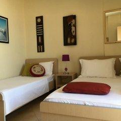 Hotel Relax Dhermi 4* Стандартный семейный номер с двуспальной кроватью