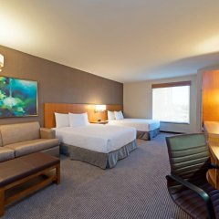 Отель Hyatt Place Nashville Downtown 3* Стандартный номер с 2 отдельными кроватями