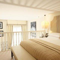 Отель Castille Paris - Starhotels Collezione 5* Улучшенный номер с различными типами кроватей
