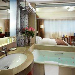 Central Hotel Jingmin ванная фото 2