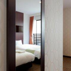 Отель Sunline Hakata Ekimae 3* Улучшенный номер фото 9