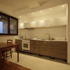 Отель Gdański Residence Улучшенные апартаменты с различными типами кроватей фото 8