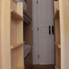 Oporto Music Hostel Кровать в женском общем номере с двухъярусной кроватью фото 4