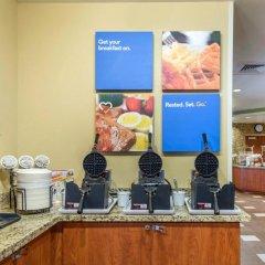 Отель Comfort Inn & Suites near Universal Orlando Resort питание фото 3
