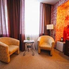 Мини-отель Bier Лога Люкс с различными типами кроватей фото 7