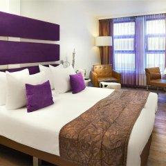 Albus Hotel Amsterdam City Centre 4* Стандартный номер с различными типами кроватей фото 3