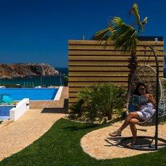Отель Mareta Beach House - Boutique Residence фитнесс-зал
