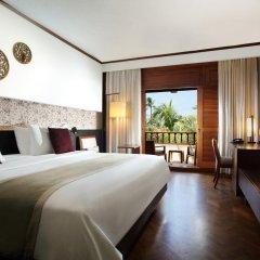 Nusa Dua Beach Hotel & Spa 4* Стандартный номер с различными типами кроватей фото 4