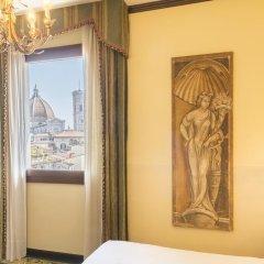 Hotel Palazzo Gaddi Firenze 4* Стандартный номер с различными типами кроватей фото 3
