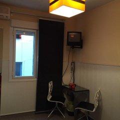 Отель Hostal Oxum 3* Стандартный номер с двуспальной кроватью фото 15