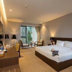Terracotta Hotel & Resort Dalat 4* Улучшенный номер с различными типами кроватей фото 3