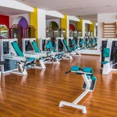 Luna Hotel Da Oura фитнесс-зал фото 2