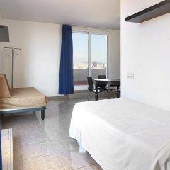 Отель Apartamentos Mur Mar Испания, Барселона - отзывы, цены и фото номеров - забронировать отель Apartamentos Mur Mar онлайн комната для гостей фото 2