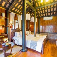 Отель Phu Thinh Boutique Resort & Spa 4* Коттедж с различными типами кроватей фото 3