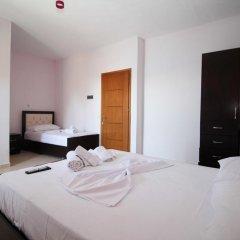 Hotel Blue Bay Саранда комната для гостей