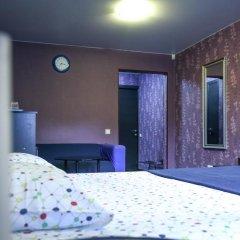 Гостиница Цветы Стандартный номер разные типы кроватей фото 40