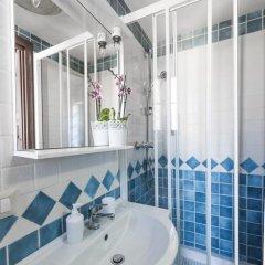 Отель Casa Vacanze Marco Aurelio Италия, Рим - отзывы, цены и фото номеров - забронировать отель Casa Vacanze Marco Aurelio онлайн ванная