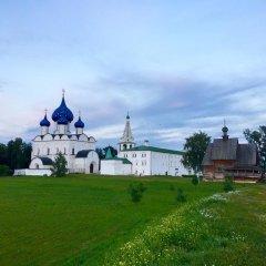 Арт-отель Николаевский Посад спортивное сооружение