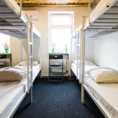 Hostel N1 Кровать в общем номере двухъярусные кровати фото 3