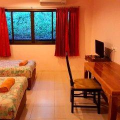 Отель Baan Suan Sook Resort 3* Стандартный номер с различными типами кроватей фото 13