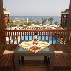 Gran Hotel Guadalpín Banus 5* Стандартный номер с различными типами кроватей фото 7