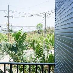 Отель Sea Land View 2* Студия с различными типами кроватей фото 4