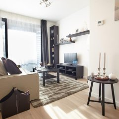Апартаменты Sweet Inn Apartment- Rue Belliard Брюссель комната для гостей фото 3