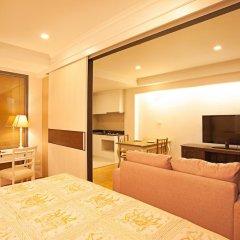 Отель Rocco Huahin Condominium Апартаменты с различными типами кроватей фото 28