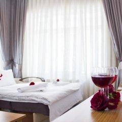 Апартаменты Feyza Apartments Студия Делюкс с различными типами кроватей фото 27