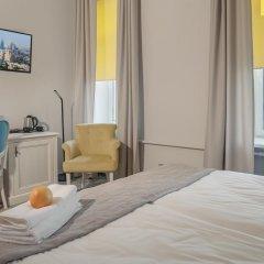 Апарт-Отель Наумов Лубянка Номер категории Эконом с двуспальной кроватью фото 3