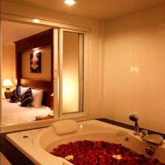 Отель Baan Yuree Resort and Spa 4* Семейный люкс с двуспальной кроватью фото 6