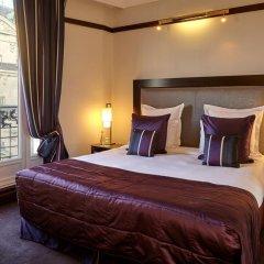 Отель Hôtel Pont Royal 5* Улучшенный номер с различными типами кроватей фото 2