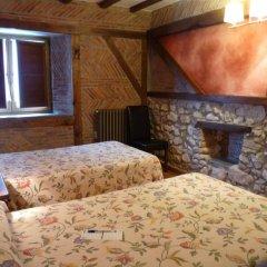 Отель Posada El Pozo Рибамонтан-аль-Мар комната для гостей